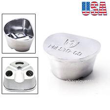 From USA Dental Aluminum Duplicating Flasks dentist Lab Equipment Compressor