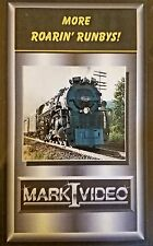 Mark I Video -ROARIN' RUNBYS: STEAM IN THE NORTHEAST and STEAM IN THE SOUTH