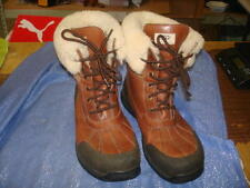 UGG Australia Mens Butte  Duck Toe Waterproof Cold Weather Winter Boots  Size 14
