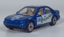 Matchbox Ford Mondeo ICS Motorsport Die Cast 1:59 Scale Model Blue Rally Car