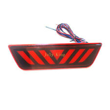 LED Strobe Brake Lights Streamer Night Running Lights DRL for Nissan Teana etc