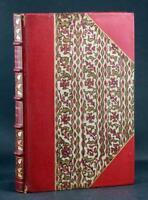 Fine Red Leather 1925 India's Love Lyrics Garden of Kama Laurence Hope Byam Shaw