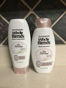 Garnier Whole Blends Shampoo and Conditioner 12.5 Ounces each