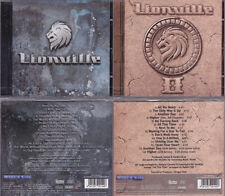2 CDs, Lionville (2011,debut +3 bonus tracks) + II (2012,+2 BT) AOR, Work Of Art