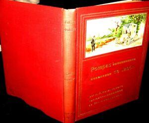 POMPAS  DE JABON-1913-SPANISH  [Cronicas], Con Ilustraciones de Evaristo