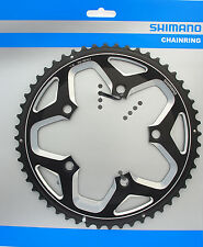 Shimano FC-RS500 52T-MJ Chainring fits 52-36T Crank 2x11 speed 110mm BCD Black