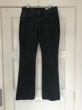 """Womens STRETCH JAG JEANS SIZE 10 """"MID RISE, REG FIT, BOOT CUT"""""""