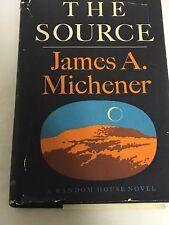 The Source James Michener A Random House Novel