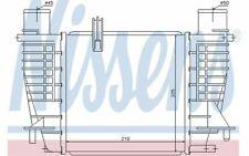 NISSENS Intercooler per NISSAN JUKE 96645 - Auto Pezzi Mister Auto