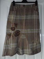 Jigsaw Woolen A-line Skirts for Women