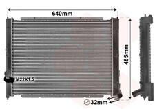 VAN WEZEL Motorkühler Wasserkühler 58002034 für TRANSPORTER VW T3 Bus Syncro Cat