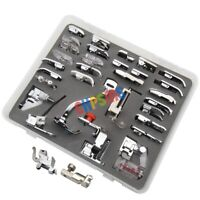 Presser Foot Set (in total 34 pieces) For Bernina Old Style 700  707 708 817 +