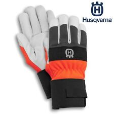guanto technical con protezione anti taglio husqvarna professionale