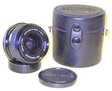 Minolta MD W.ROKKOR 28mm 1:3,5 close to MINT condition!