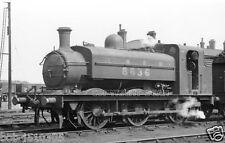 Steam Railway Photo  : 8836 J52 LNER IVATT  46