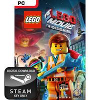 THE LEGO MOVIE VIDEOGAME PC STEAM KEY