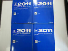 2011 Buick LACROSSE Service Shop Repair Workshop Manual Set Factory GM