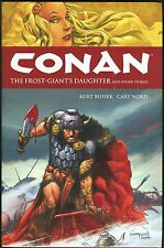 Dark Horse Conan Vol 1 Frost Giants Daughter Hardcover HC HB Limited Signed Rare