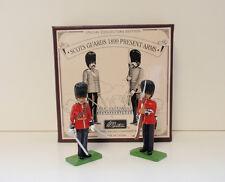 WILLIAM BRITAINS SCOTS GUARD 1899 PRESENT ARMS FIGURE SET ref 00256