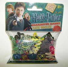New Harry Potter Houses Logo Silly Bandz Packs of 20