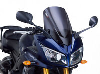 PUIG RACING SCREEN YAMAHA FZ1 FAZER 06-16 DARK SMOKE