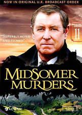 Midsomer Murders - Set 11 (DVD, 2014, 4-Disc Set)