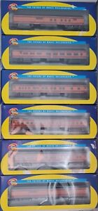 Athearn Ready To Roll SP Daylight Passenger Car Set Of 6