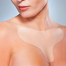 Anti Wrinkle Chest Pads Reusable Transparent Silicone Pillow Aging Removal Patch