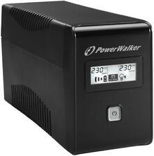 10120030 Powerwalker Vi 850 Lcd Ups, 850va / 480w