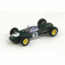 Spark 1/43 S1825: Lotus 18 #9 2nd Place British GP Silverstone 1960 John Surtees