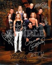 Buffy the Vampire Slayer signed cast 8x10 Autograph Photo RP - Free Shipping!