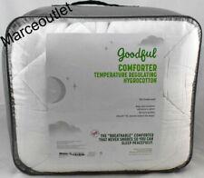 Goodful Hygro Cotton Temperature Regulating Full / Queen Comforter White