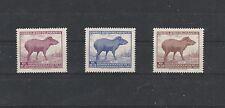 Paraguay 916 - 918* - Tapir (RT8746)