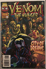 Venom The Hunger #1 NM - Excellent condition