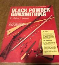 Black Powder Gunsmithing Book