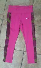 NWT- Women's Nike Epic Lux Crop Tights Size XS. Nike Camo Crop Pants Retail $105