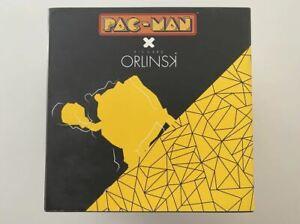 Pac-Man x Orlinski The Official Sculpture Black