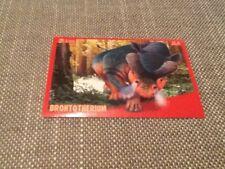 #154 Panini Dinosaurs Like Me sticker / unused / Brontotherium