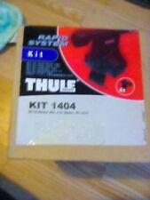 Thule Kit 1404 Roof bars Mitsubishi 380