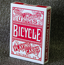 Bicycle Chainless Playing Cards (Red) by US Playing Cards and Murphy's Magic
