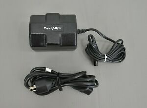 New Welch Allyn 503-0054-02 Power Adapter for Hi Output Propaq EL & Power Cord