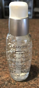 Mary Kay TimeWise Night Solution 1 Fl Oz, New Without Box