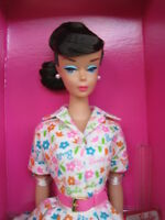 Barbie Learns to cook Platin Label Collector Doll Sammlerbarbie Fashion Doll