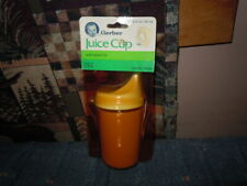VINTAGE GERBER JUICE CUP WITH SPOUT LID NIP