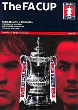 Sunderland Home Teams S-Z Football FA Cup Fixtures