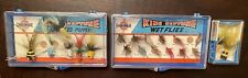 Fly Fishing Flies 20 Vintage Flies And Poppers King Neptune