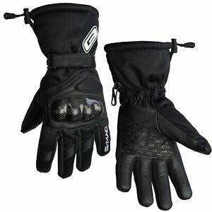 Waterproof Motorcycle Gloves > G-Mac Pilot Evo All Season Thermal - Black