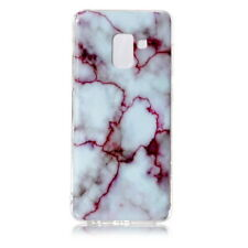 Ultra Slim Marble Pattern Soft TPU Case Cover For Samsung Galaxy A8 S8 S7 J7 J5