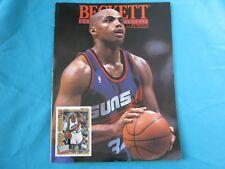 BASKETBALL BECKETT MONTHLY APRIL 1993 ISSUE #33 CHARLES BARKLEY / TOM GUGLIOTTA