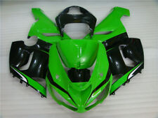 Spritzgegossene Kunststoff Grün Verkleidung kit für 2005 2006 ZX6R 636 a016